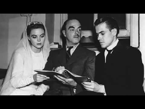 Thornton Wilder in 1946 radio adaptation of