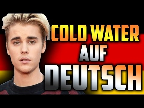 Major Lazer - Cold Water (feat. Justin Bieber ) ( DEUTSCH REMIX )
