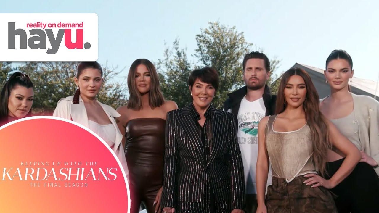 The Kardashian's Finale Season Ultimate Recap   Season 20   Keeping Up With The Kardashians