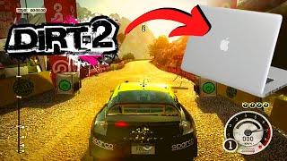 DiRT 2 - Rally Velebitska Avantura   Gameplay HD - Mac Game
