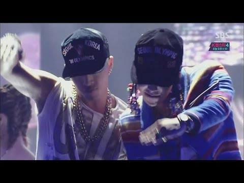 GD X TAEYANG  - 'GOOD BOY' 1207 SBS Inkigayo