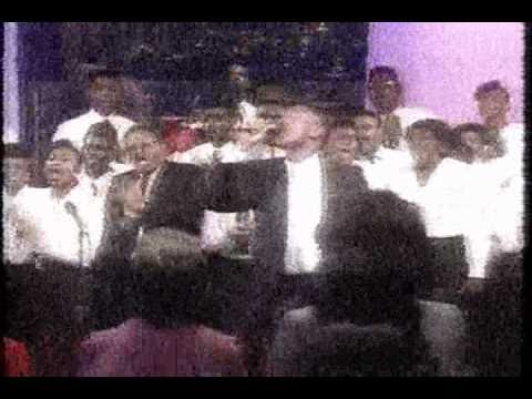 Min. Keith Pringle along with True Holiness COGIC Choir / No Greater Love