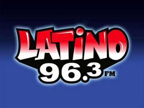 LATINO 96.3 DJ Reggaeton Mix live HQ