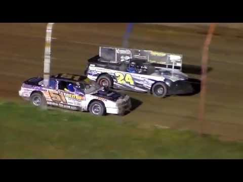 "Dog Hollow Speedway - 10/10/15 Pure Stocks ""Run What You Brung"", Feature Race"