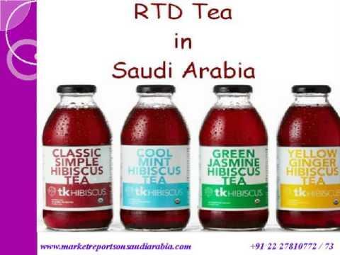 RTD Tea in Saudi Arabia