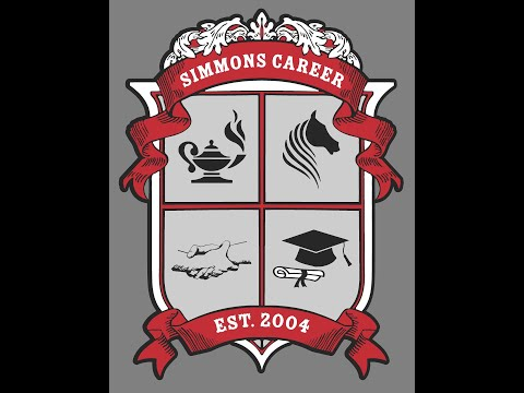 Simmons Career Center/ ESE  Virtual Open House 2020-2021
