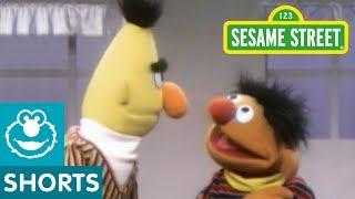 Sesame Street: Ernie Forgets That He