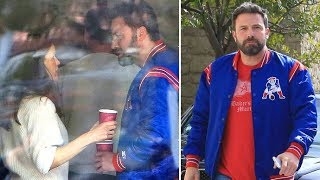 Ben Affleck And Jennifer Garner Looking Happy Together Amid Reports They