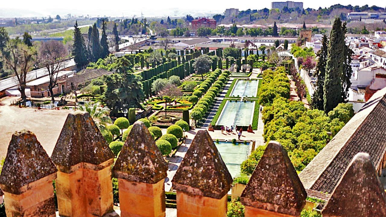 Resultado de imagen de alcázar reyes cristianos Córdoba