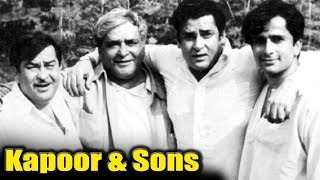 Prithviraj Kapoor Sons Who Could'nt Make It To Adulthood - Kapoor & Sons