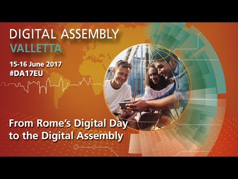 #DA17: From Rome's Digital Day to the Digital Assembly