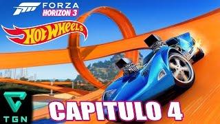 Forza Horizon 3 I Hot Wheels I Capítulo 4 I Let