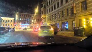 ДТП на Колокольной - ТАКСИ и RANGE ROVER(, 2011-01-17T06:22:06.000Z)