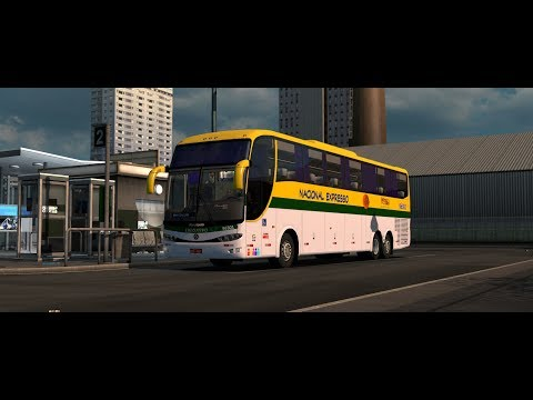 ETS2 EAA Bus - Brasília para Uberlândia