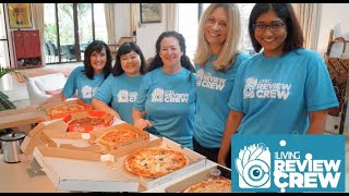 Expat Living SG: Living in Singapore - Review Crew Pizza Delivery