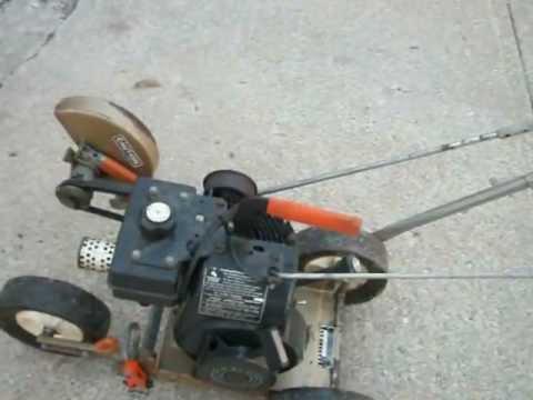 Sears Craftsman lawn trimmer/edger for sale on KC Craigslist