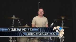 Drum Lesson On Improving Your Inner Metronome - Part 1