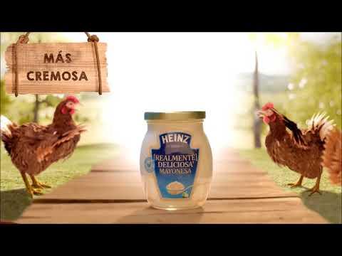 La Nueva Mayonesa Heinz
