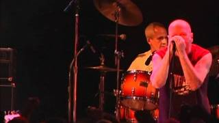 Cock Sparrer - riot squad, watch your back, working. Live in SF 2009