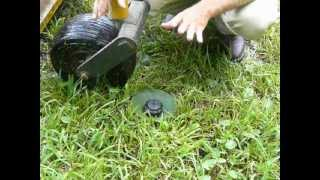 Fixing or Replacing a Broken Sprinkler Head, Install a 'Sprinkler Buddy'. Made in USA