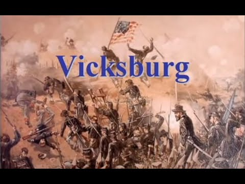 The Civil War Battle Series: Vicksburg