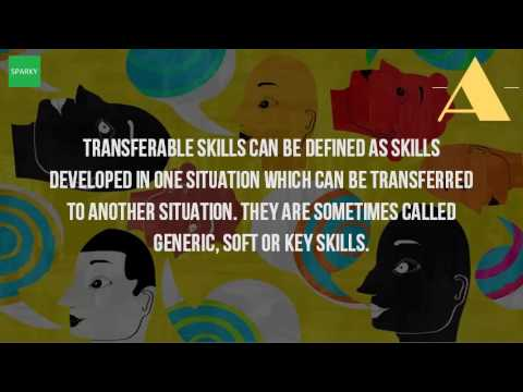 What Is The Definition Of Transferable Skills? - YouTube