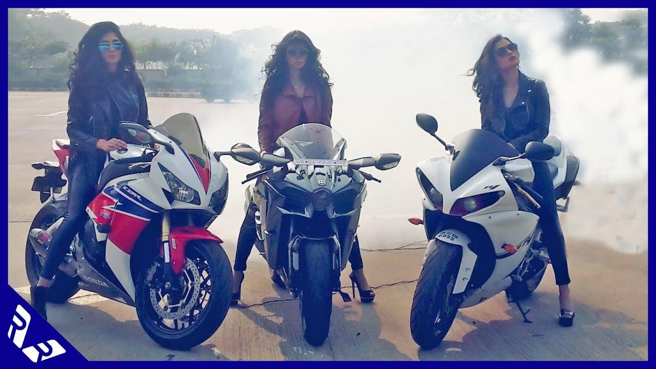 India Speed Week Teaser Girls Supercars Superbikes
