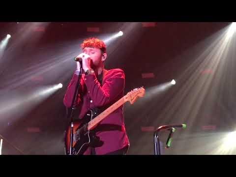 James Arthur - Certain Things. Liverpool Echo Arena 17/11/17