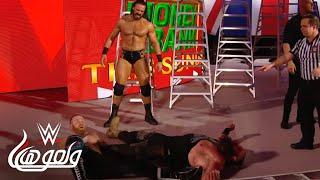 ليلة حماسية أخيرة قبل موني ان ذا بنك - WWE Wal3ooha, 16 May, 2019