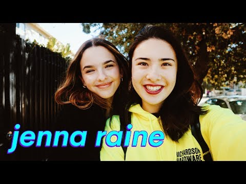 JENNA RAINE Interview- Signed To Warner, Previous Girl Group L2M, Lead Actress On 'Hyperlinked'