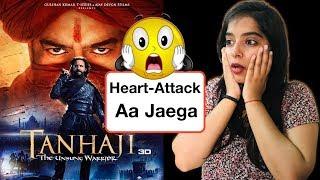 Tanhaji Movie REVIEW | Deeksha Sharma