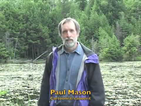 Paul Mason on Chelsea Quebec Wild Spaces