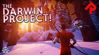 Darwin Project gameplay: The Long Dark battle royale? | Let
