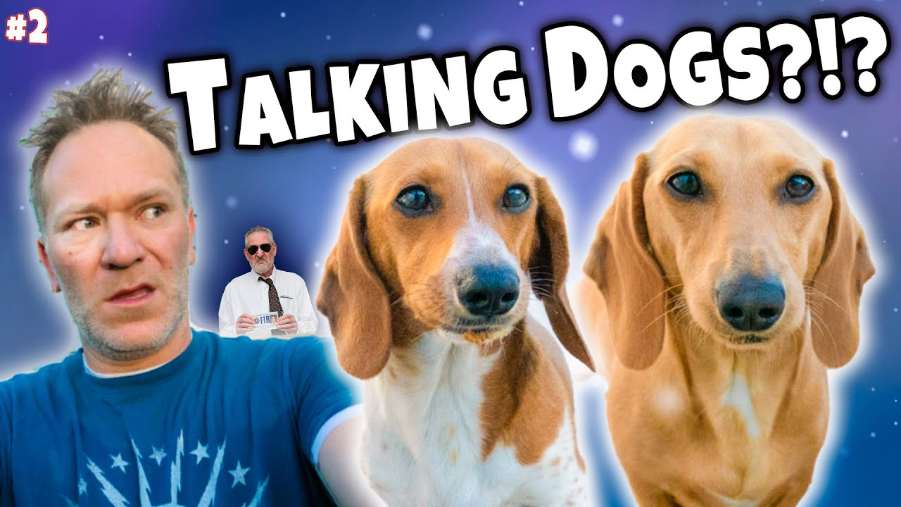 My Dogs Can Talk Episode 2 w Dinkelberry