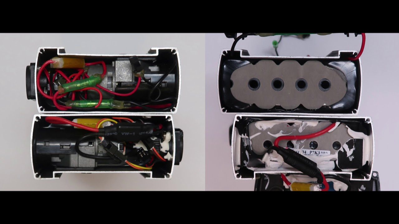 f0a25a6a006 Whats different about the 2010 and 2013 Promovec batterypacks? The Battery  Doctor