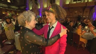 Margaret Atwood, Bernardine Evaristo jointly win Booker Prize