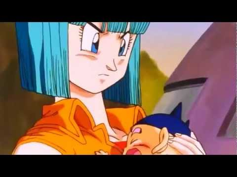 Beginning History Of Trunks - Goku's Death! [Sad Moments]