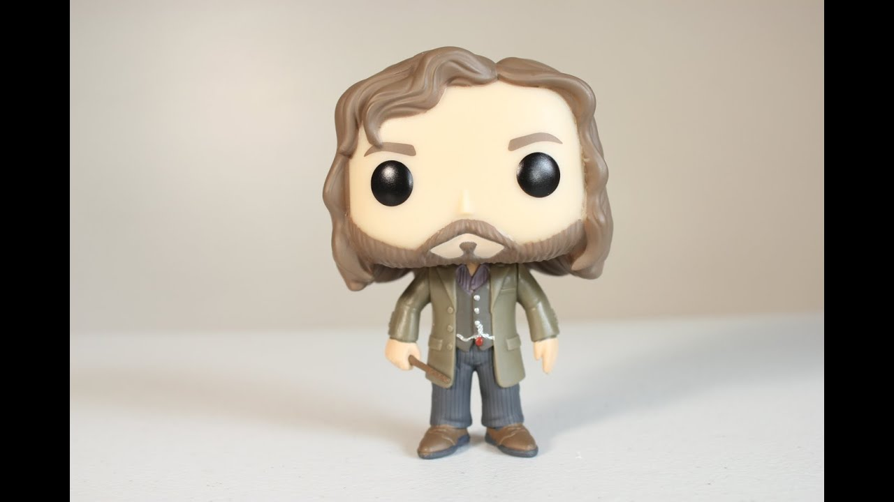 Sirius Black Pop Vinyl Funko Harry Potter