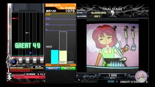 [beatmania IIDX 21 SPADA] Macho Gang SPA HARD CLEAR 비트매니아 IIDX 스파다 [YEOT-]엿