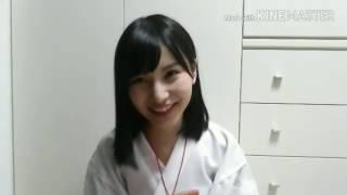 AKB48福岡聖菜のクリスマスと新年の挨拶一緒なんて豪華過ぎますね☺ 音楽...