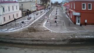 В Боброве 11-летний мальчик сломал 4 фонаря в центре города