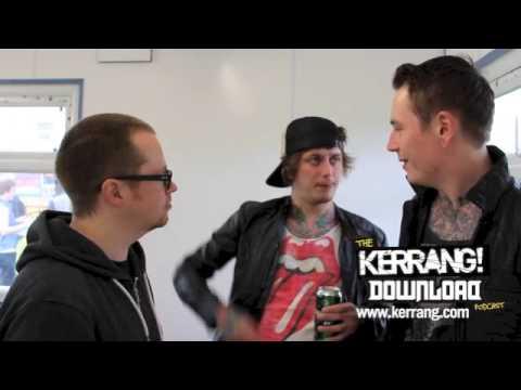 Kerrang! Podcast: Asking Alexandria