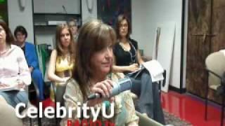 Kathy Hines Interviews Nadine Jansen Part 1