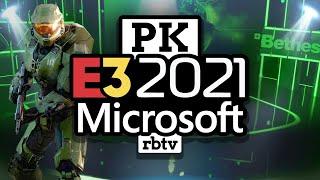 E3 2021 | Microsoft Bethesda PK: Halo Infinite Gameplay, AoE 4, Diablo 2 Remaster, Stalker 2, Forza