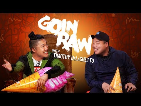 Goin Raw Ep #1 - Drunk with David So - Fullscreen Podcast audio