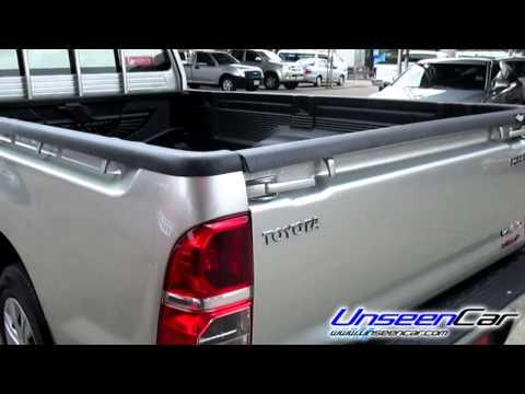รถมือสอง TOYOTA VIGO CHAMP (ปี11-14) SINGLE CAB 2.5 [J]