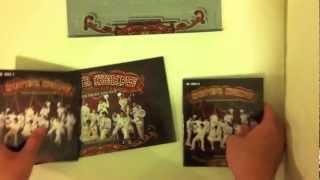 Super Junior (Super Show 1 DVD) album unboxing 2009