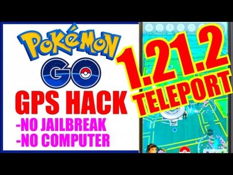 NEW WORKING POKEMON GO TELEPORT HACK 1.19.1!! NO JAILBREAK NO COMPUTER!! TAP TO WALK + TELEPORT