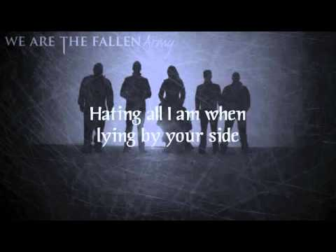 Клип We Are The Fallen - Burn
