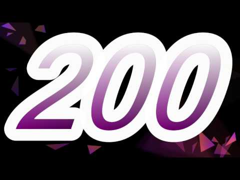 Counting to 200!